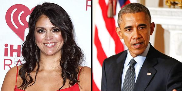 The verdict is in – Cecily Strong declares Barack Obama our 'funniest President'
