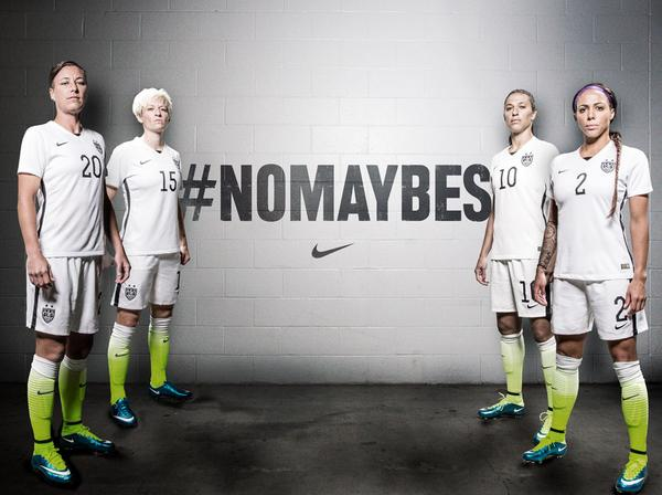 White but no red or blue on the U.S. women's soccer home #WorldCup unis? What do you think? http://t.co/9kbpMtsGfh http://t.co/62ApuoPtCg