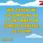 Homer bekommt sein langes Wochenende! #Simpsons #p7moveit http://t.co/3aMouU4GQn