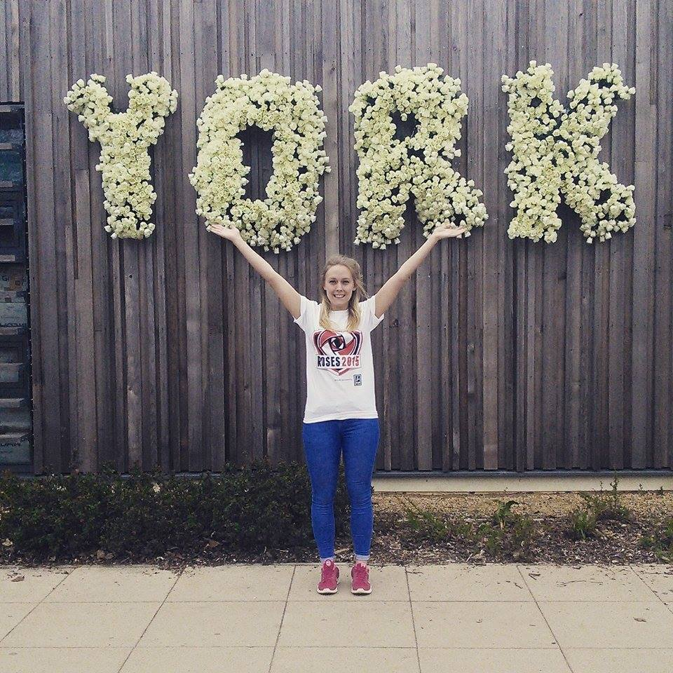 #Roses2015 begins tomorrow. York is ready. And #RosesAreWhite https://t.co/lpmTljBFSF http://t.co/V2HjEBspUC