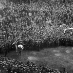 #OnThisDay in 1923, first @wembleystadium #FACup final held between Bolton & West Ham http://t.co/a14ROWwato