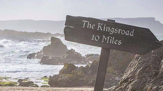 Tourism Ireland Posts GameofThrones Signs, Tidbits All Over Northern Ireland