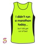 If you are running in the #LondonMarathon today, we salute you. And if youre not, we salute you too http://t.co/OSmBHLvwT1