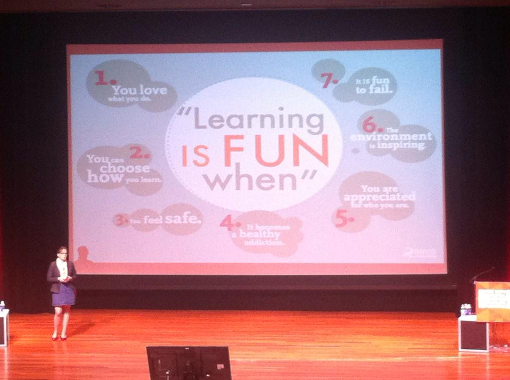 Rovio's definition of learning. Success is learning. #G4C15 @G4C http://t.co/SgHNuSj6C8