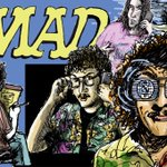 RT @Bio: Weird Al is the 1st guest editor of @MADmagazine! A tease from