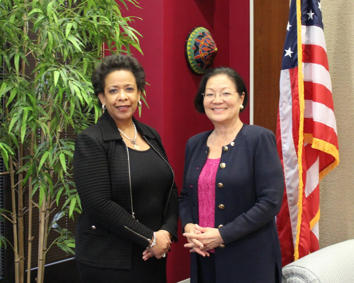 Loretta Lynch's wealth of experience will serve her well as our next Attorney General.