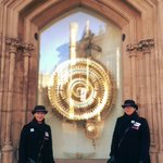 From 12 on @BBCCambs I meet the inventor behind this clock #Cambridge @CambridgeBID #LunchtimeLive http://t.co/1stCWMRQNI