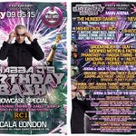 @84Gazza Shabba Ds birthday bash! Sat 9th May 2015 @ Scala, London. Info & Tickets>http://t.co/uubHhh9fuH http://t.co/BY8MitCIEJ