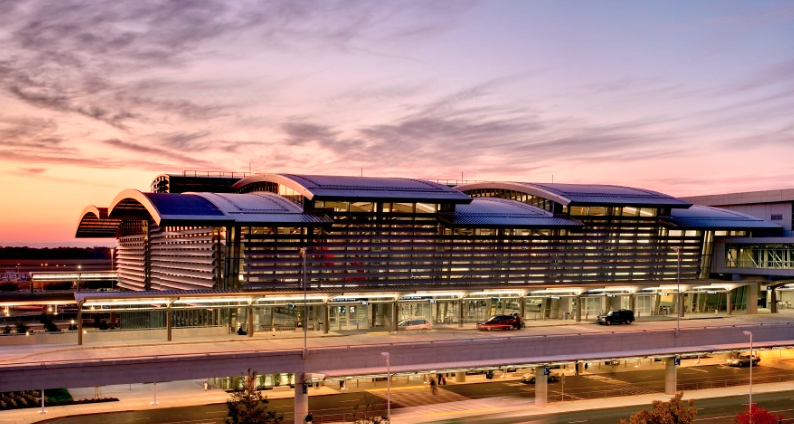 SMF has recorded 12 consecutive months of passenger growth.