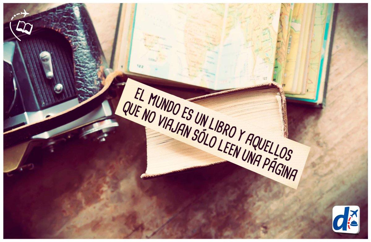 ¡No pares de viajar hasta completar tu biblioteca! <3 #FelizDiaDelLibro <3 http://t.co/v2rkqCEmeW