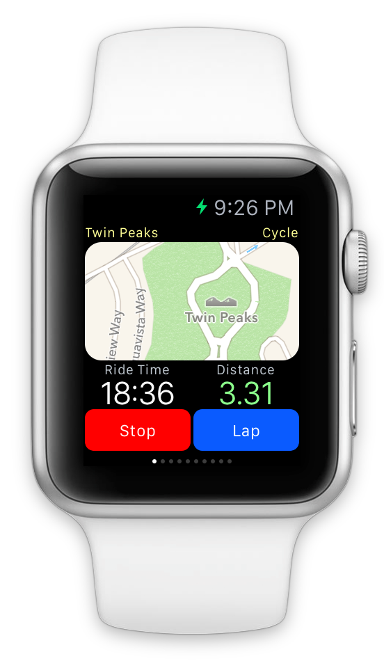 Cyclemeter now supports Apple Watch! Learn more at http://t.co/SvHWpmNVgL http://t.co/GKoAFCzL8c