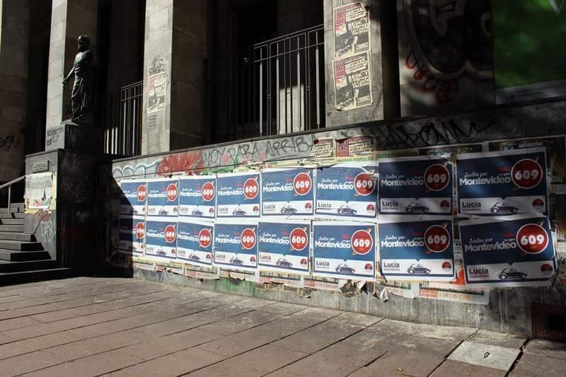 Otra vez Biblioteca Nacional víctima del enchastre de mismo grupo dirigdo por aspirante a Intendenta de Montevideo. http://t.co/eyGS2ULmRL
