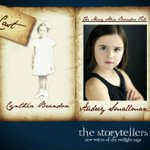 We are pleased to introduce Miss Audrey Smallman as Alices little sister: Cynthia Brandon #TwilightStories @Twilight http://t.co/OvS451DzYj