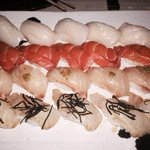 Omakase sushi at Shuko on 12th street  really finest quality http://t.co/EfqykKNXh0
