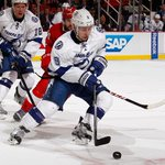 Lightning C Tyler Johnson scores game-winning goal in overtime to tie series at 2. Tampa Bay defeats Detroit, 3-2. http://t.co/lWykVY7IzG
