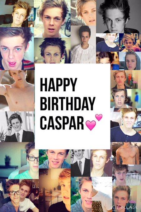Happy Birthday Caspar! Luv U so much