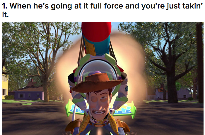 Toy story i just had sex