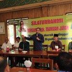 Silahturahmi Menteri Desa @marwan_jafar dengan Asosiasi Kepala Desa dan Masyarakat Gresik http://t.co/d9QneqXivW