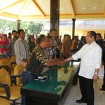 Tatap Muka Menteri Desa @marwan_jafar dengan Kepala Desa se-Kabupaten Jombang http://t.co/Gh0xx096lo @marwan_center