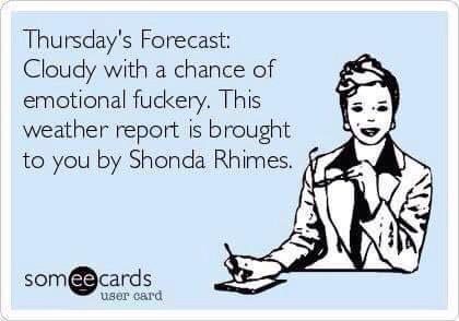 Emotional F**kery by @shondarhimes #GreysAnatomy #Greys @GreysABC http://t.co/79YxRZTzPk