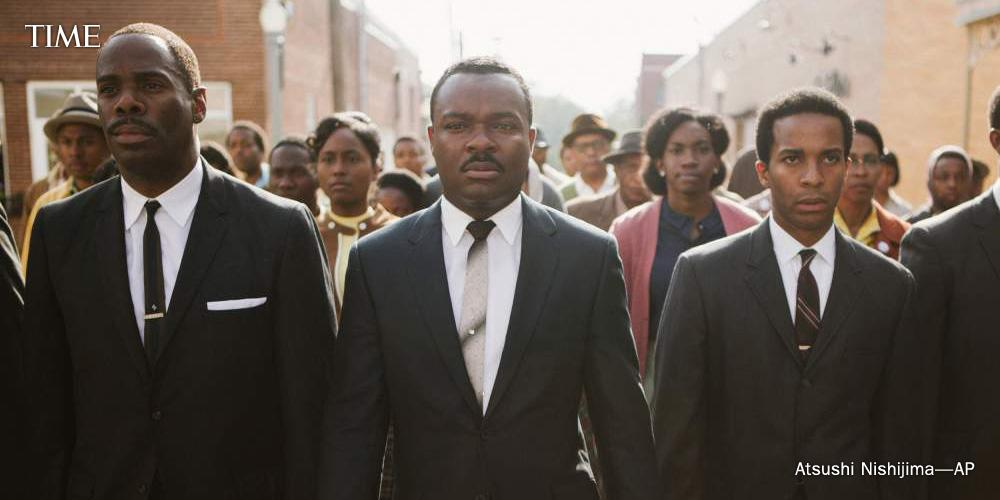 Every high school in America is getting a free DVD of 'Selma' http://t.co/vuQaaxCddM