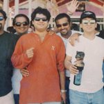 RT @SimplySajidK: @RamKapoor @arbaazSkhan  haha..just found this in my cupboard...ram,me, nadiad,sathi n arbaaz..1998 universal studios htt…