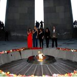 Today marks the 100 year anniversary of Armenian Genocide! I am proud to now say I have been to Armenia. http://t.co/EKdJCE1Lzr