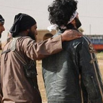 ISIS stone gay men to death after executioner hugs and forgives the condemned for their crime http://t.co/ua67djhRk3 http://t.co/Yvlqv4rjx1