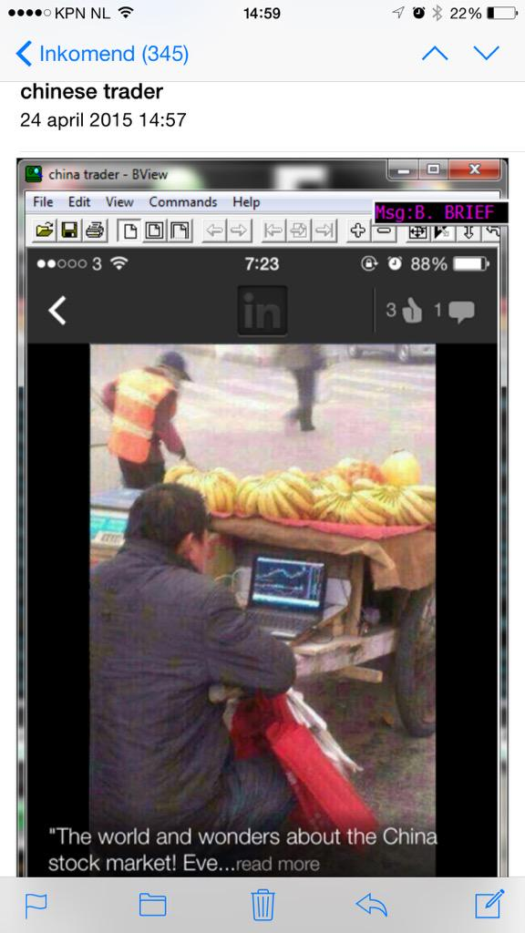 When your banana-guy starts investing in stocks .... #china http://t.co/sBWAjfJ0We