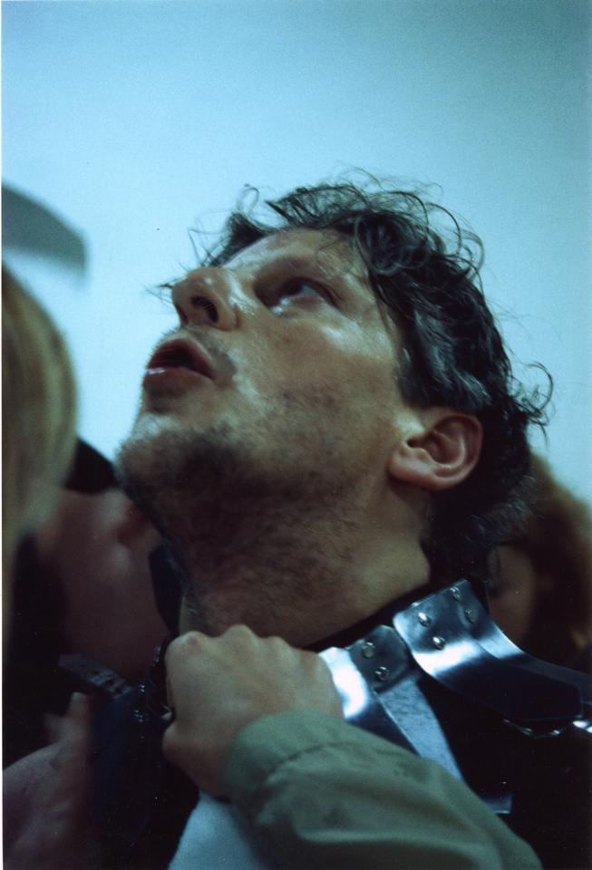 Absulte must see @m_hka: Stigmata van Jan Fabre, schitterend overview van performance art http://t.co/UjG4cYmT4e http://t.co/siuShpO4yo