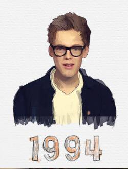 HAPPY FREAKING BIRTHDAY CASP. You deserve everything great in this world. Thank you for everything