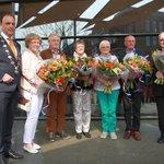 Tijdens bijeenkomst in Voorveghter: zes koninklijke onderscheidingen in gemeente Hardenberg. #weekbladdetoren http://t.co/5bTjTOC2Ue