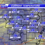 Good Friday morning! Temperatures are a tad warmer this morning, but still cool. #arwx #mowx http://t.co/hdKPzI26RG