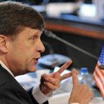 Бывший посол США в России Макфол признал Крым российским - http://t.co/NdImRcMSJm. Вот так-то! http://t.co/5AXzQJWur6