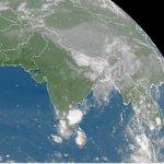 Latest Satellite Image of Nepali Sky (NPT=UTC+5.45) [Auto tweet] #Weather: http://t.co/X1fEYdVqoo #SatImage #Nepal http://t.co/XHYV1gBQyb