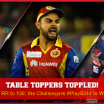 Always special to win against the table-toppers, the margin makes it even more special! #RRvRCB #PepsiIPL #PlayBold http://t.co/qxR6hrbiNK
