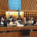 RT @SriSri: Addressed @UNESCO today on current global challenges & the way forward. Also led the gathering through a meditation.