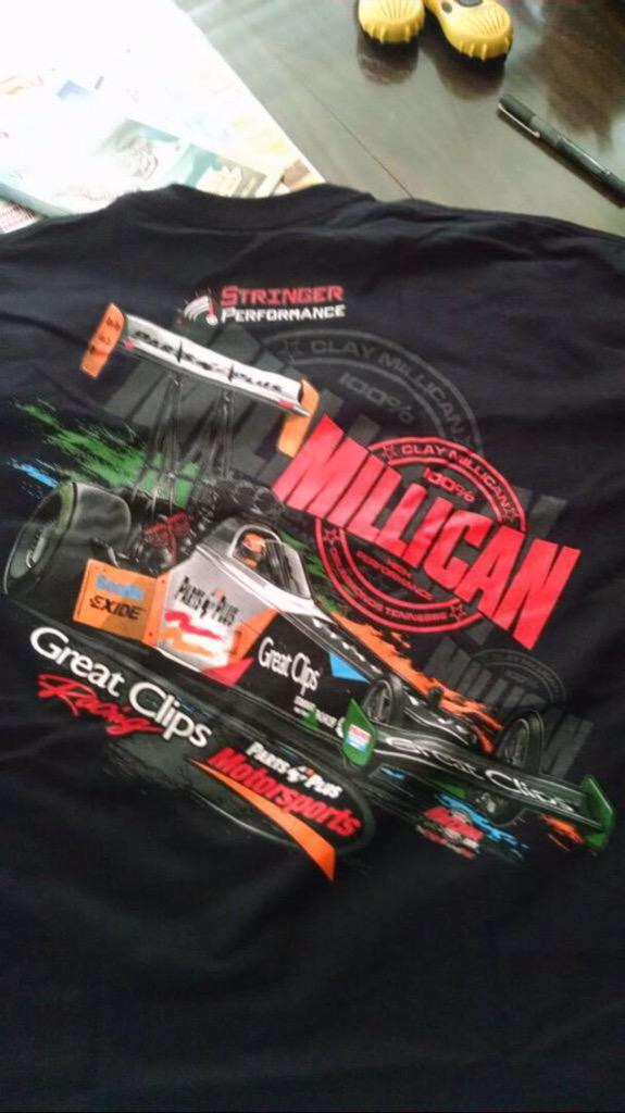We are giving away a Tee Shirt a day this weekend you must follow @StringerRacing and retweet for a chance to win. http://t.co/TYFGahjwNI