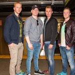 Dreamy Swedish cops break up New York subway fight. Watch: http://t.co/u31MQjJQtO http://t.co/TsUfYleZ2g