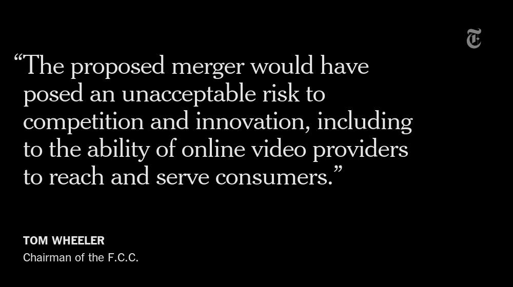 Regulators declared victory after Comcast and Time Warner Cable aborted a $45 billion merger http://t.co/T6DkgGozXh