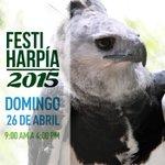 Estamos a 2 días del #FestiHarpía 2015, ven con tu familia y amigos este Domingo desde las 9 AM Al Parque Summit http://t.co/tDL5jltTVE