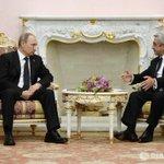 ВИДЕО. Мы всегда были очень близкими союзниками – Путин об отношениях РФ с Арменией http://t.co/sqEEg9MhKE http://t.co/argBHpsOkx