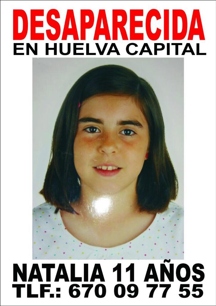 Hoy a desaparecido esta niña en huelva. #RT por si alguien la ve. http://t.co/SmNFnF3dhR