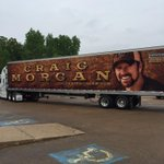Hey North Louisiana... Theyre here! Dont be late- @chriscagle goes on at 8:30! Then @cmorganmusic will finish up http://t.co/8aUhJ5GsnB