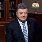 Пётр Порошенко заявил, что наступление ВСУ в Донбассе не планируется http://t.co/4FSgK41kMr http://t.co/5lDoyLyBBI