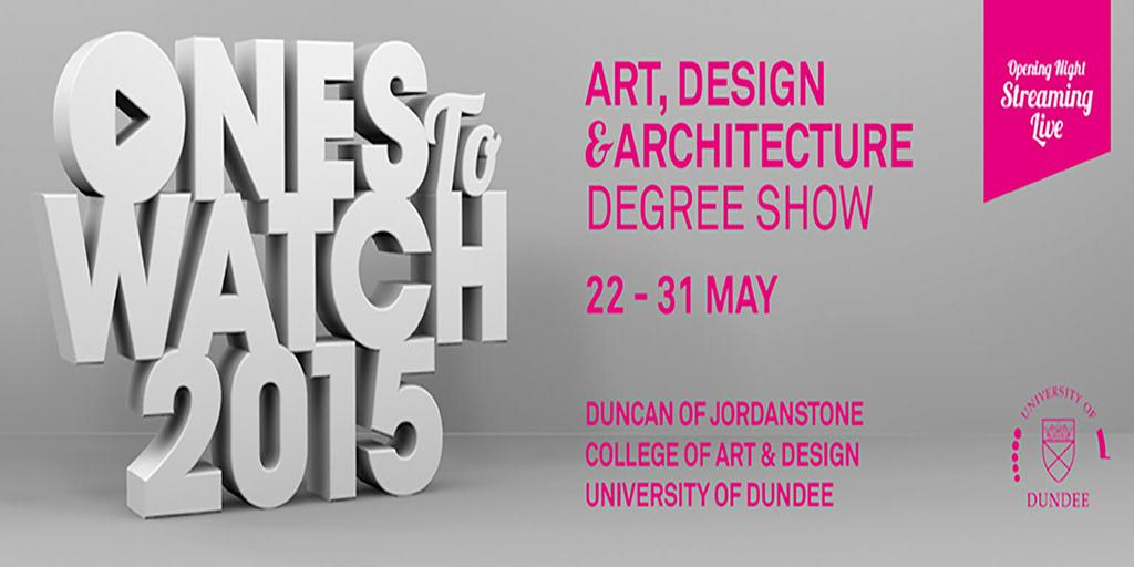 Only a month to go til #DundeeUniv Art, Design & Architecture Degree Show opening night http://t.co/hvG8WNBTBc #DJCAD http://t.co/TdfEMhWpY2