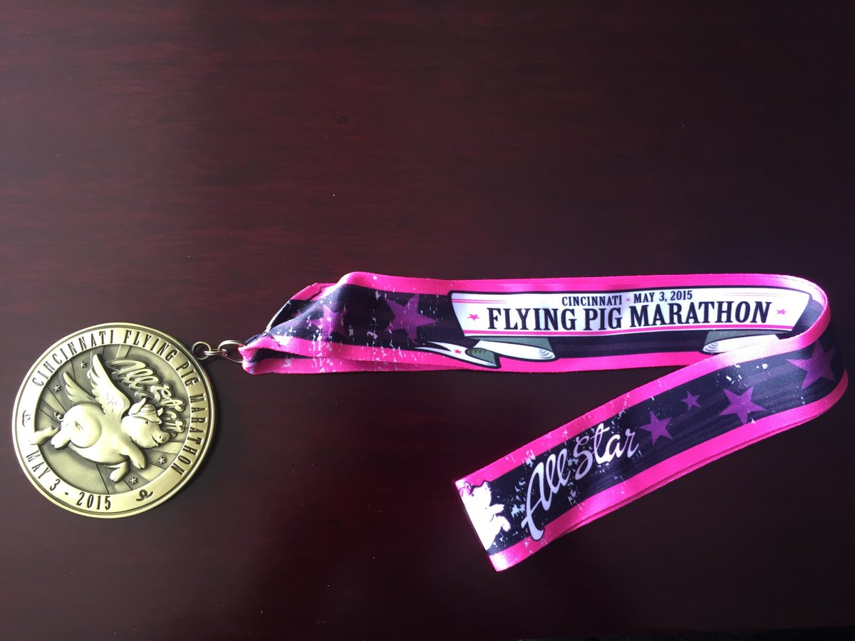 Get those pig tails wiggling! We're sow excited to share this years medal. http://t.co/UQfmhrgs27