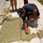 Creando una cultura del respeto, la policía estatal en coordinación con el #DIFOPB  construyeron rampas de acceso http://t.co/sg8B7Sl7xG