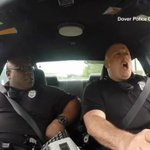 In need of a Friday laugh? Lip-syncing cop sings Iggy Azalea, Bastille, Lil' Jon and more http://t.co/NBETxlkGhT http://t.co/rAUwhPUAge
