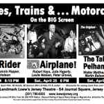 Planes, Trains &...Motorcycles, on the BIG screen @loewsjersey #JournalSq #JerseyCity http://t.co/fhfvwf35tR http://t.co/9C7T1HtQdi